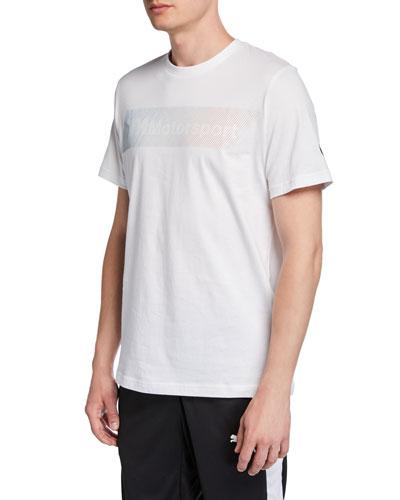 Men's Motorsport Logo Short-Sleeve T-Shirt