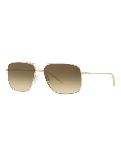 Clifton Photochromic Sunglasses, Gold