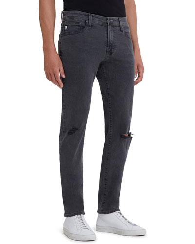 Men's Tellis Slim Ripped Jeans