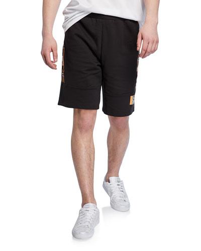 Men's Retro Pack Side Tape Shorts