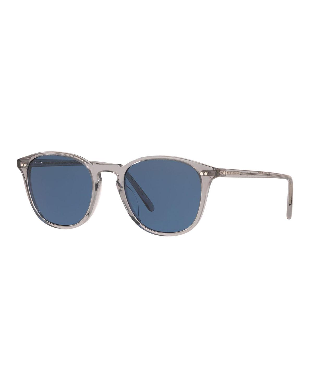 Men's Forman Translucent Acetate Sunglasses
