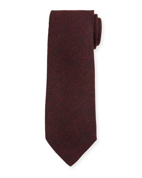 Bigi Men's Solid Wool Tie