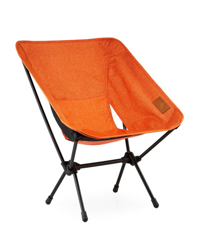 Foldable Outdoor Chair One, Orange