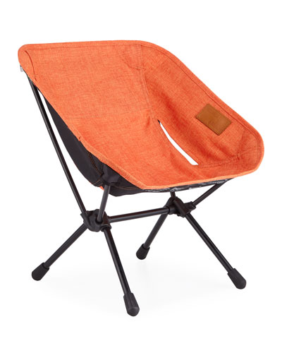 Foldable Outdoor Chair Mini, Orange