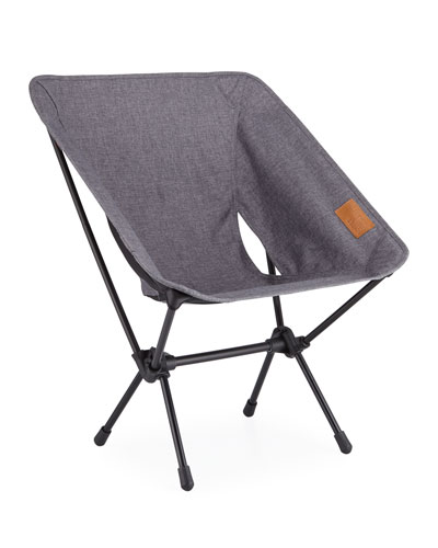 Foldable Outdoor Chair One, Gray