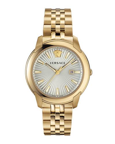 Men's 42mm Bracelet Watch
