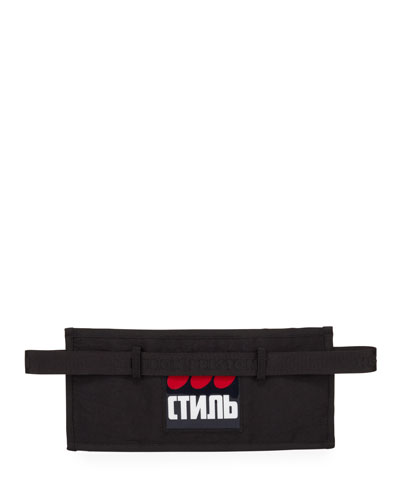 Men's CTNMB Dots Wallet Belt Bag