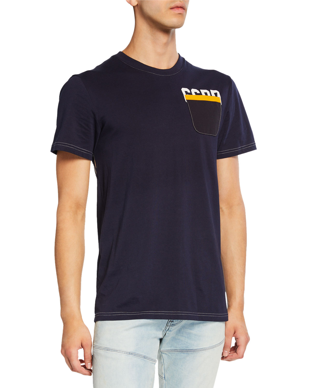 G-Star T-shirts MEN'S GRAPHIC 12 T-SHIRT