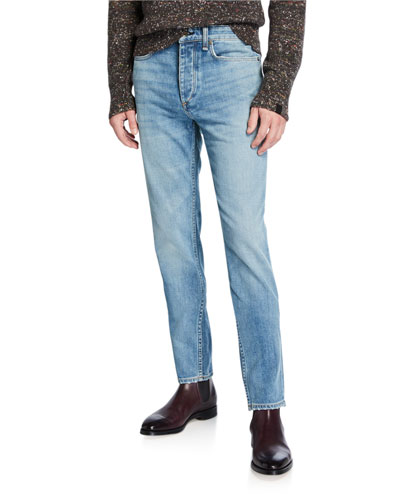 Men's Standard Issue Fit 2 Mid-Rise Relaxed Slim-Fit Jeans, Ames