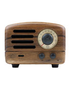 MUZEN OTR Wood Portable Radio Bluetooth Speaker