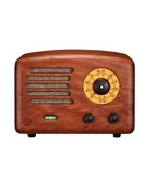 MUZEN Original II Vintage FM/AM Radio & Bluetooth