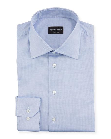 Giorgio Armani Men's Neat Dress Shirt