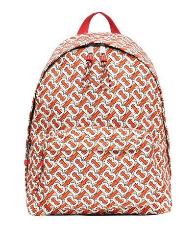 Men's Jett TB Monogram Backpack