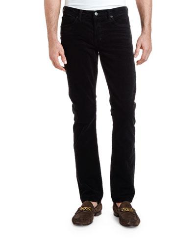 Men's 5-Pocket Slim-Fit Jeans