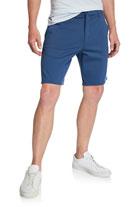 PAIGE Men's Rickson Transcend Knit Trouser Shorts