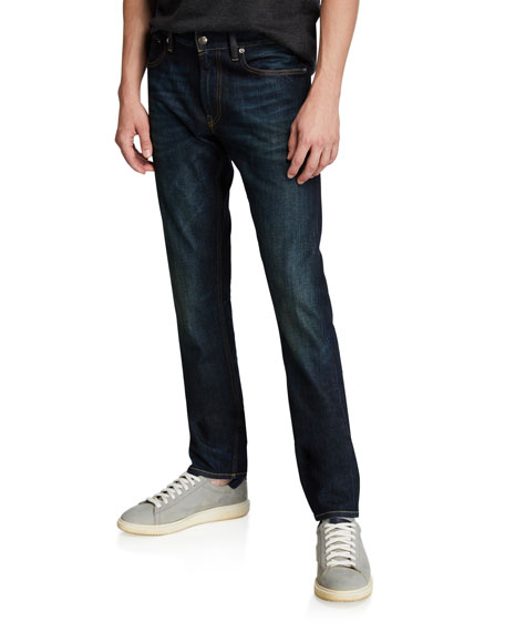 Ralph Lauren Purple Label Men's Straight Denim Jeans