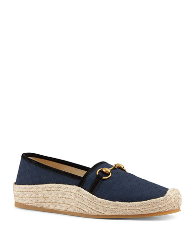 Men's Matador Horsebit Espadrilles