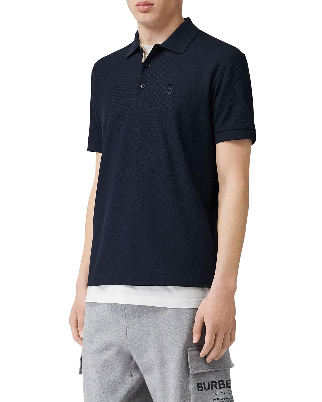 Men's Eddie Pique Polo Shirt