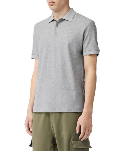 b9d1bb2b Burberry Cotton Polo Top | Neiman Marcus