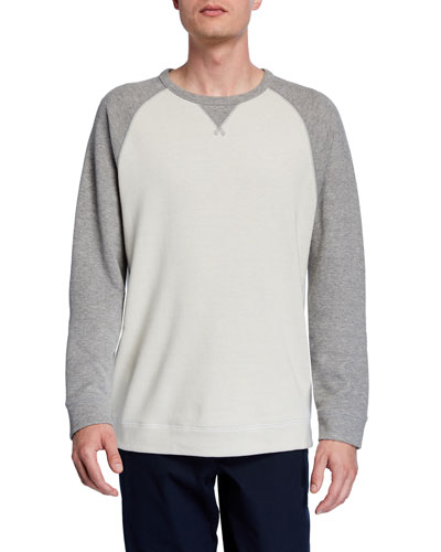 Men's Long-Sleeve Raglan T-Shirt