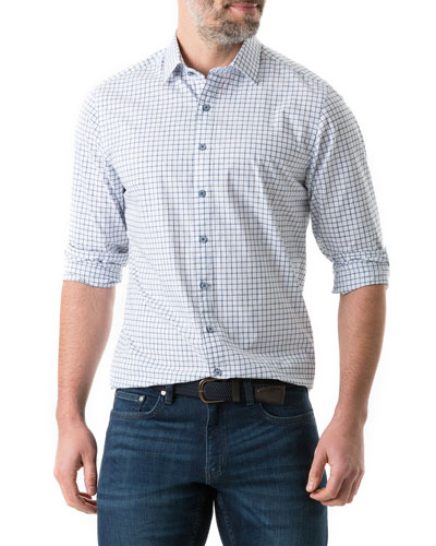 Men's Gowerville Check Sport Shirt