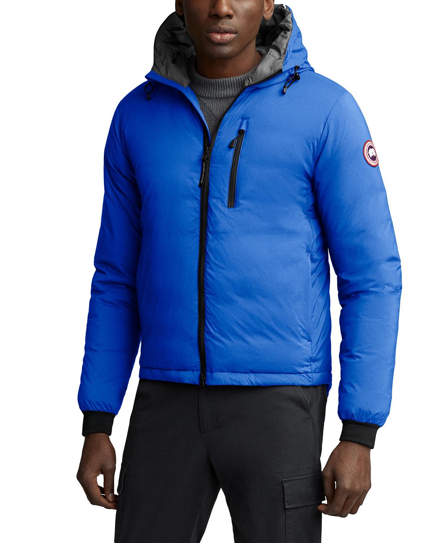 Men's Lodge PBI Hoody Puffer Jacket