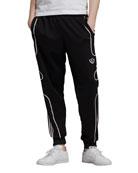 Adidas Men's F Strike Track Pants w/ Piping