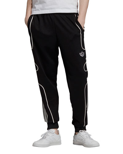 Men's F Strike Track Pants w/ Piping