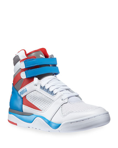 Men's Palace Guard Mid-Top Retro Sneakers