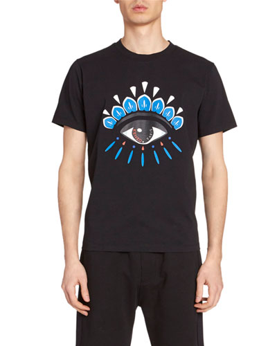 Men's Classic Eye Graphic T-Shirt