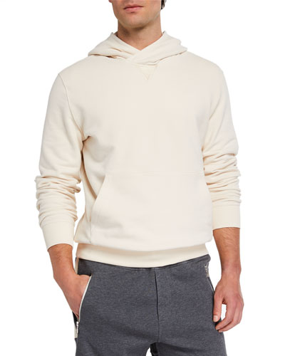 Men's Cross-Tab Pullover Style