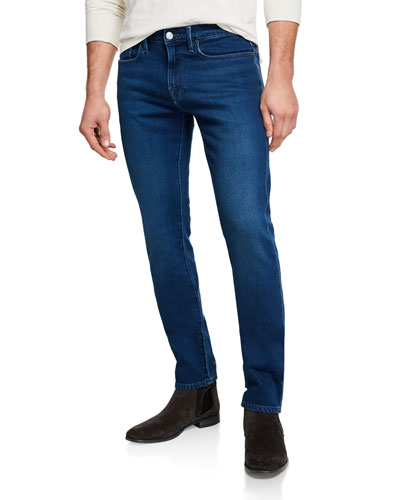 Men's L'Homme Slim-Fit Jeans