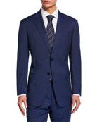 Emporio Armani Men's G-Line Virgin Wool Two-Piece Suit