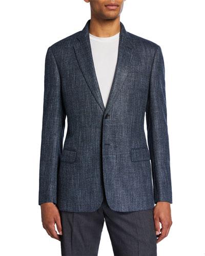 Men's G-Line Two-Button Jacket