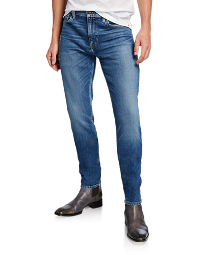Men's AXL Skinny Fit Denim Jeans