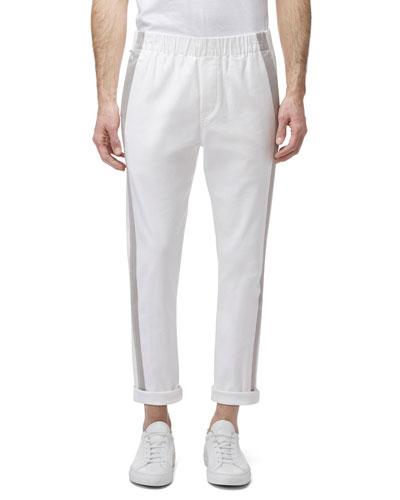 Men's Junctim Side-Stripe Jogger Pants