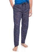 Derek Rose Men's Ledbury 29 Lounge Pants