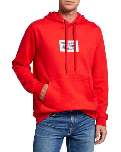 Men's Farrows Logo Hoodie Sweatshirt