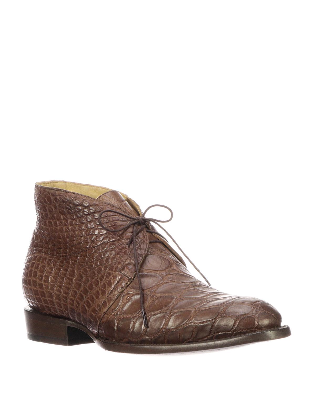 Men's Evan Gator Chukka Boots
