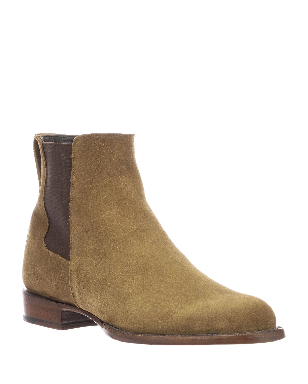 Men's Grayson Suede Chelsea Boots