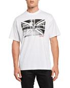 Burberry Men's Howlett Graphic Short-Sleeve T-Shirt
