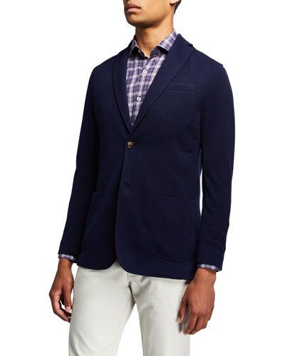 Men's Crown Comfort Spring Two-Button Blazer