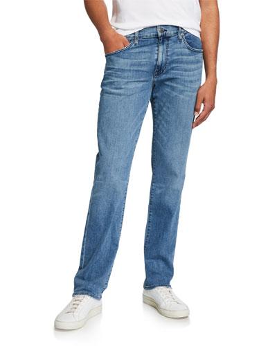 Men's The Brixton Slim-Straight Jeans