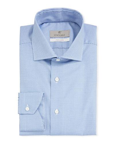 Men's Impeccabile 2-Ply Cotton Sport Shirt