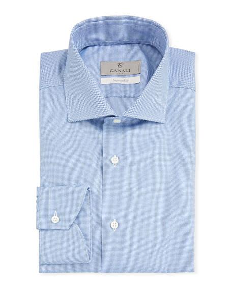Canali Men's Impeccabile 2-Ply Cotton Sport Shirt