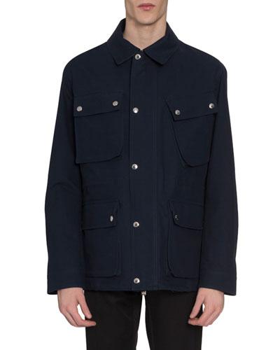 Men's Cotton Field Jacket