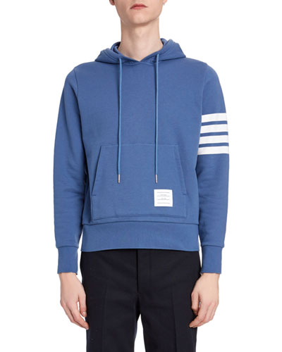 Men's Classic Loopback Pullover Hoodie
