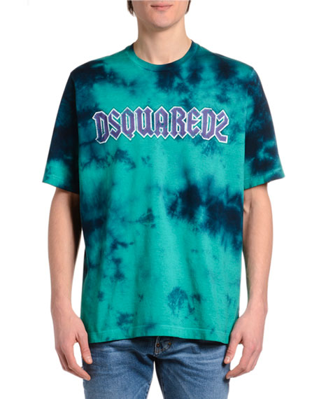 Dsquared2 Men's Bleached Logo T-Shirt