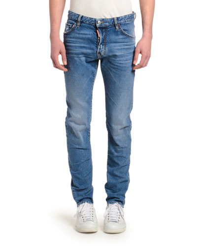 Men's Cool Guy Clean Slim-Fit Jeans