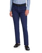 Peter Millar Men's Crown Vintage Canvas 5-Pocket Pants